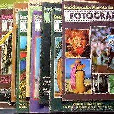 Libros antiguos: CURSO DE FOTOGRAFIA--PLANETA--15 FASCICULOS--AÑO 1981--ORIGINAL. Lote 32955846