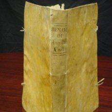 Libros antiguos: ELEMENTOS DE TODA LA ARCHITECTURA CIVIL, 1763, 1ª EDICIÓN CASTELLANO, CHRISTIANO RIEGER. Lote 33223658
