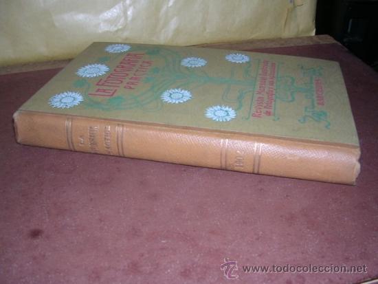 Libros antiguos: FOTOGRAFIA - REVISTA ,LA FOTOGRAFIA PRACTICA 1902 REVISTA MENSUAL ILUSTRADA DIRECTOR J.BALTA DE CELA - Foto 2 - 34783492