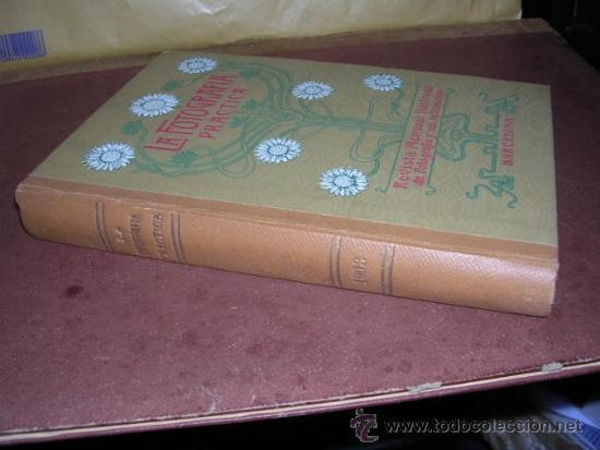 Libros antiguos: FOTOGRAFIA - REVISTA ,LA FOTOGRAFIA PRACTICA 1903 REVISTA MENSUAL ILUSTRADA DIRECTOR J.BALTA DE CELA - Foto 2 - 34784325