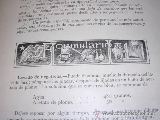 Libros antiguos: FOTOGRAFIA - REVISTA ,LA FOTOGRAFIA PRACTICA 1896 REVISTA MENSUAL ILUSTRADA DIRECTOR J.BALTA DE CELA - Foto 2 - 34784567