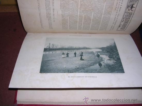 Libros antiguos: FOTOGRAFIA - REVISTA ,LA FOTOGRAFIA PRACTICA 1896 REVISTA MENSUAL ILUSTRADA DIRECTOR J.BALTA DE CELA - Foto 3 - 34784567