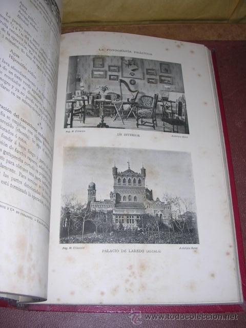 Libros antiguos: FOTOGRAFIA - REVISTA ,LA FOTOGRAFIA PRACTICA 1896 REVISTA MENSUAL ILUSTRADA DIRECTOR J.BALTA DE CELA - Foto 4 - 34784567