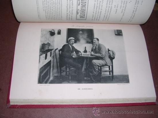 Libros antiguos: FOTOGRAFIA - REVISTA ,LA FOTOGRAFIA PRACTICA 1896 REVISTA MENSUAL ILUSTRADA DIRECTOR J.BALTA DE CELA - Foto 5 - 34784567