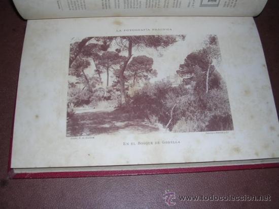 Libros antiguos: FOTOGRAFIA - REVISTA ,LA FOTOGRAFIA PRACTICA 1896 REVISTA MENSUAL ILUSTRADA DIRECTOR J.BALTA DE CELA - Foto 7 - 34784567