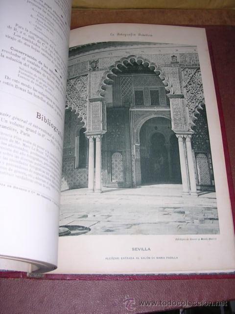 Libros antiguos: FOTOGRAFIA - REVISTA ,LA FOTOGRAFIA PRACTICA 1899 REVISTA MENSUAL ILUSTRADA DIRECTOR J.BALTA DE CELA - Foto 3 - 34784901