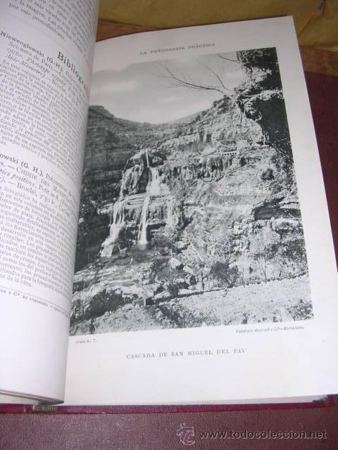 Libros antiguos: FOTOGRAFIA - REVISTA ,LA FOTOGRAFIA PRACTICA 1899 REVISTA MENSUAL ILUSTRADA DIRECTOR J.BALTA DE CELA - Foto 5 - 34784901