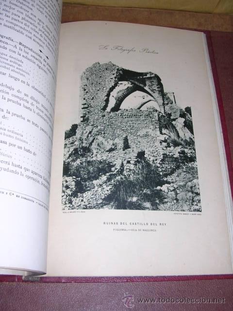 Libros antiguos: FOTOGRAFIA - REVISTA ,LA FOTOGRAFIA PRACTICA 1899 REVISTA MENSUAL ILUSTRADA DIRECTOR J.BALTA DE CELA - Foto 6 - 34784901