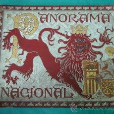 Libros antiguos: PANORAMA NACIONAL, TOMO II 1878. TIENE 83 HOJAS Y FALTAN 67. Lote 35763846
