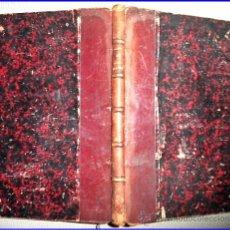 Libros antiguos: TRATADO DE LA FOTOGRAFÍA, LIBRO DEL SIGLO XIX.. Lote 36601733