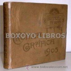 Libros antiguos: CRÓNICA GRÁFICA DE 1905. Lote 39470666