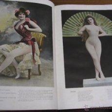 Livres anciens: LAS MUJERES GALANTES / 320 LÁMINAS EN UN TOMO / LIMENDOUX / SIN FECHAR HACIA 1900. Lote 43988229