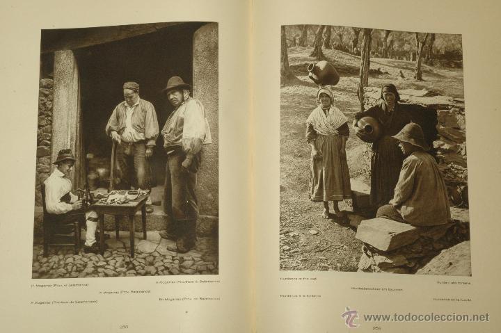 Libros antiguos: Das Unbekannte Spanien - España Incógnita - Magnífico Libro de Fotografias de Kurt Hielscher 1925 - Foto 2 - 100134203