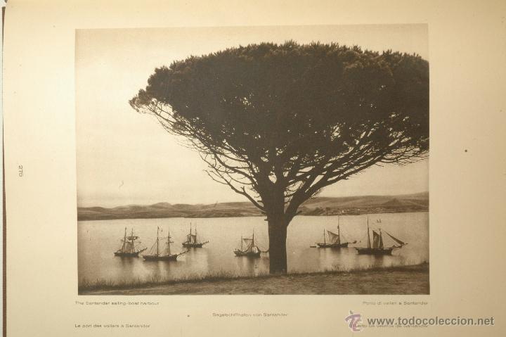 Libros antiguos: Das Unbekannte Spanien - España Incógnita - Magnífico Libro de Fotografias de Kurt Hielscher 1925 - Foto 4 - 100134203