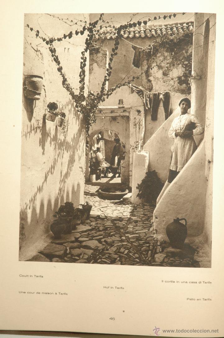 Libros antiguos: Das Unbekannte Spanien - España Incógnita - Magnífico Libro de Fotografias de Kurt Hielscher 1925 - Foto 11 - 100134203