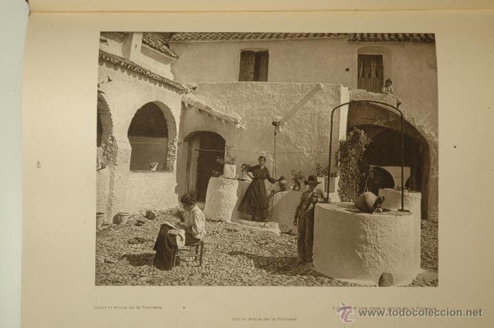Libros antiguos: Das Unbekannte Spanien - España Incógnita - Magnífico Libro de Fotografias de Kurt Hielscher 1925 - Foto 13 - 100134203