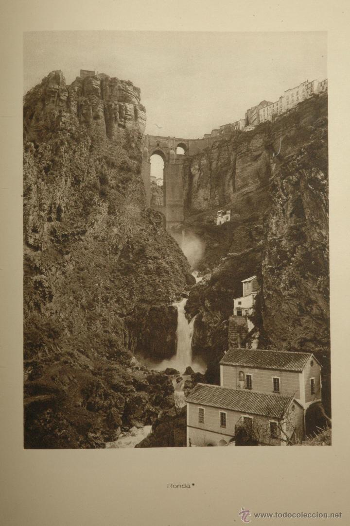 Libros antiguos: Das Unbekannte Spanien - España Incógnita - Magnífico Libro de Fotografias de Kurt Hielscher 1925 - Foto 15 - 100134203