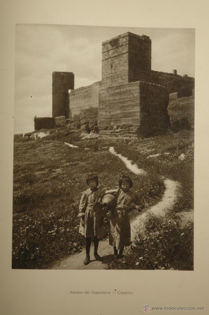 Libros antiguos: Das Unbekannte Spanien - España Incógnita - Magnífico Libro de Fotografias de Kurt Hielscher 1925 - Foto 16 - 100134203