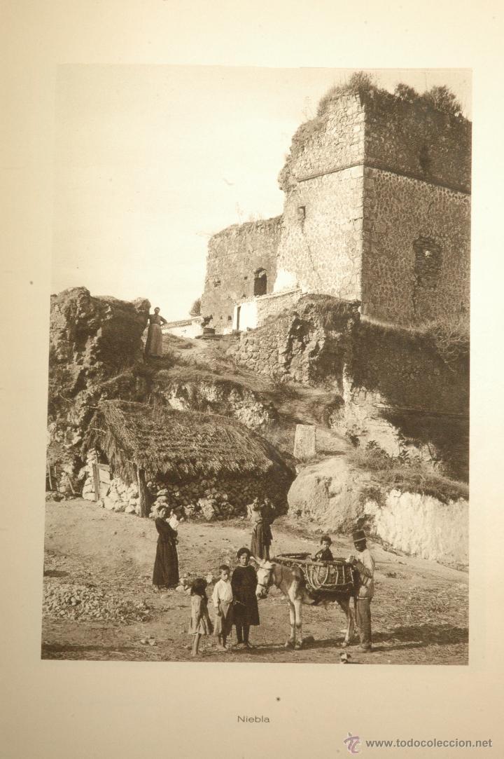 Libros antiguos: Das Unbekannte Spanien - España Incógnita - Magnífico Libro de Fotografias de Kurt Hielscher 1925 - Foto 18 - 100134203