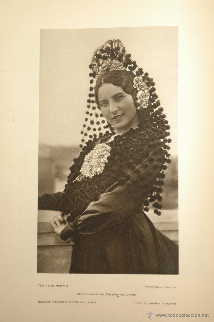 Libros antiguos: Das Unbekannte Spanien - España Incógnita - Magnífico Libro de Fotografias de Kurt Hielscher 1925 - Foto 20 - 100134203