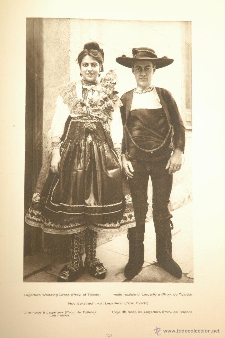 Libros antiguos: Das Unbekannte Spanien - España Incógnita - Magnífico Libro de Fotografias de Kurt Hielscher 1925 - Foto 21 - 100134203