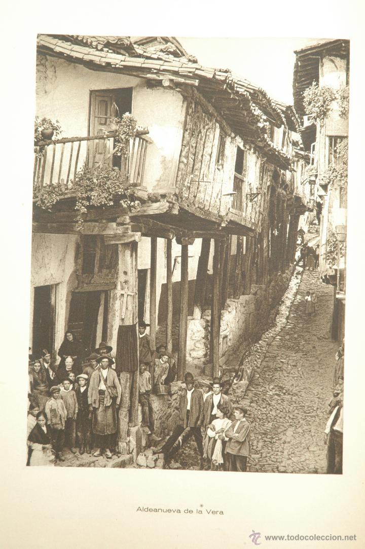 Libros antiguos: Das Unbekannte Spanien - España Incógnita - Magnífico Libro de Fotografias de Kurt Hielscher 1925 - Foto 22 - 100134203