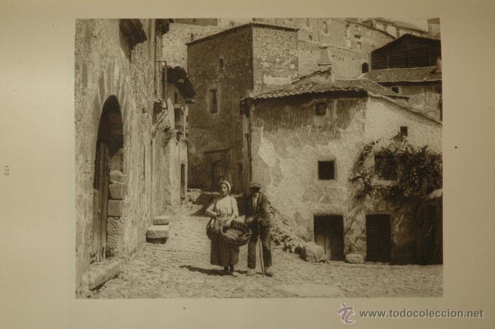 Libros antiguos: Das Unbekannte Spanien - España Incógnita - Magnífico Libro de Fotografias de Kurt Hielscher 1925 - Foto 23 - 100134203