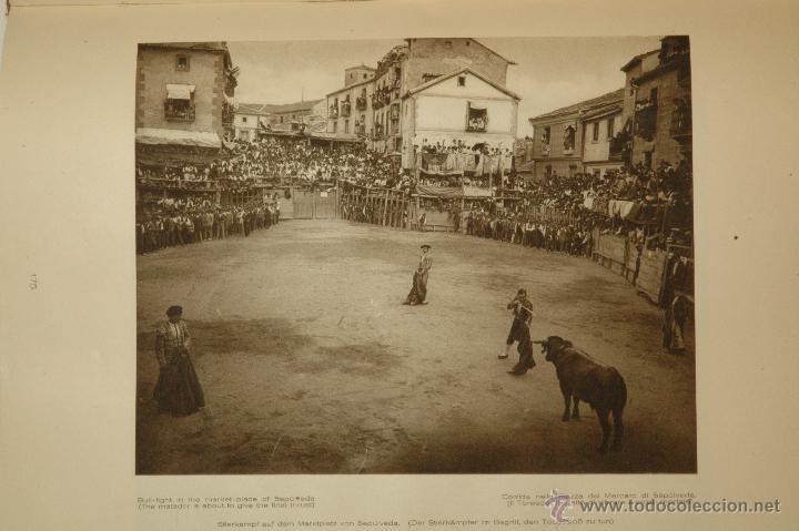 Libros antiguos: Das Unbekannte Spanien - España Incógnita - Magnífico Libro de Fotografias de Kurt Hielscher 1925 - Foto 24 - 100134203