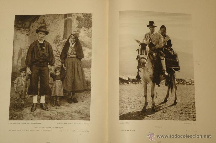 Libros antiguos: Das Unbekannte Spanien - España Incógnita - Magnífico Libro de Fotografias de Kurt Hielscher 1925 - Foto 26 - 100134203