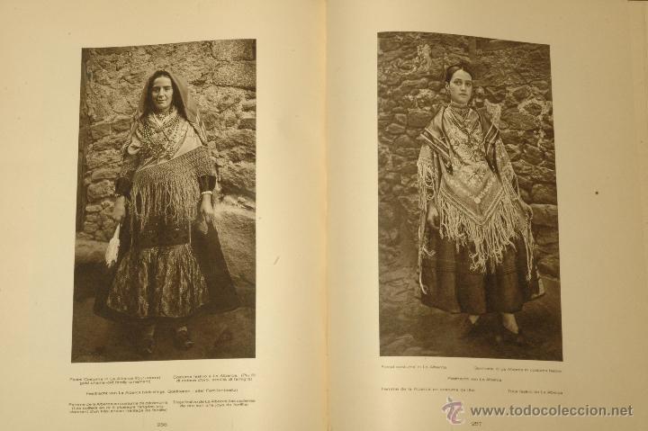Libros antiguos: Das Unbekannte Spanien - España Incógnita - Magnífico Libro de Fotografias de Kurt Hielscher 1925 - Foto 27 - 100134203