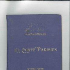 Libros antiguos: EL CORTE PARISIEN METODOO BREVE. Lote 47860285