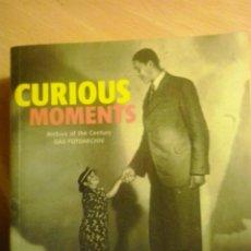 Libros antiguos: LIBRO DE FOTOGRAFIA-CURIUS MOMENTS-DAS FOTOARCHIV. Lote 47942794