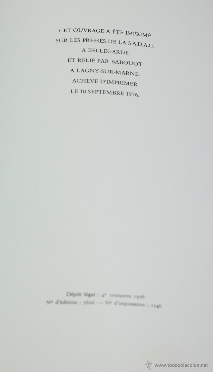 Libros antiguos: LA survivance, fotografías de edouard Boubat, mercure de france, 1976. 28x27 cm. - Foto 2 - 49112467