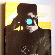 Libros antiguos: CATALOGO FOTOGRAFIAS FOTOPRES DE 1986 CAIXA DE PENSIONES. Lote 49702859