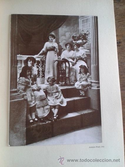 Libros antiguos: LA FOTOGRAFÍA. REVISTA MENSUAL ILUSTRADA. 1914. 1er. Semestre, seis números de enero a junio) - Foto 2 - 49751905