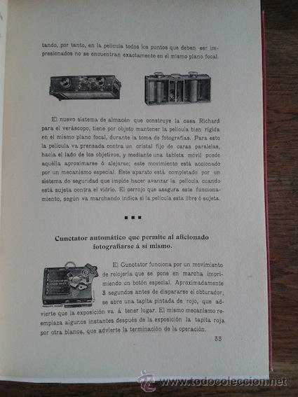 Libros antiguos: LA FOTOGRAFÍA. REVISTA MENSUAL ILUSTRADA. 1914). 2º. Semestre, seis números de julio a diciembre - Foto 2 - 49751959