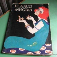 Libros antiguos: REVISTA BLANCO Y NEGRO AÑO 1925. Lote 50428097