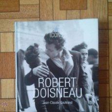 Libros antiguos: ICONS - ROBERT BOISNEAU - TASCHEN. Lote 52654896