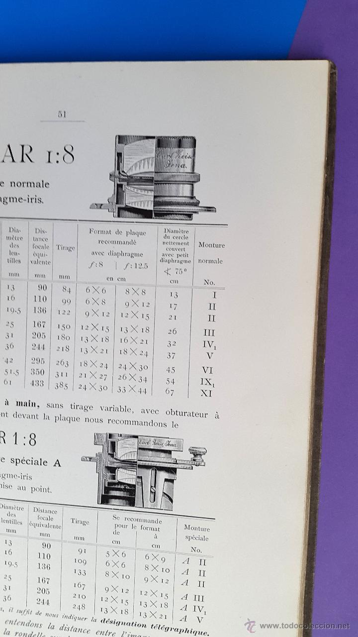 Libros antiguos: CARL ZEISS - Optische Werkstaette - Jena Catalogue - 1901 - Foto 2 - 53281472