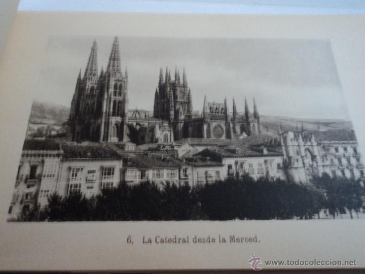 Libros antiguos: ALBUM 72 FOTOtIPIAS DE LA CATEDRAL DE BURGOS HAUSER Y MENET - Foto 4 - 197702707