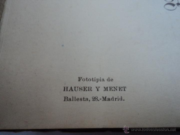 Libros antiguos: ALBUM 72 FOTOtIPIAS DE LA CATEDRAL DE BURGOS HAUSER Y MENET - Foto 5 - 197702707