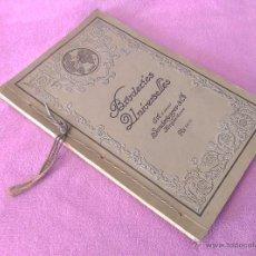Libros antiguos: BRODERIES UNIVERSELLES, S. A. CI-DEVANT, SONDEREGGER & CO HERISAU 1925. Lote 53467613