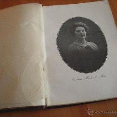 Libros antiguos: EL CORTE PARISIEN, CARMEN MARTÍ DE MISSÉ, 1928. Lote 54761632