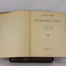 Libros antiguos: 5665- TRATADO DE PERSPECTIVA. J. VIDAL. EDIT. EUGENIO SUBIRANA. 1935.. Lote 48294067