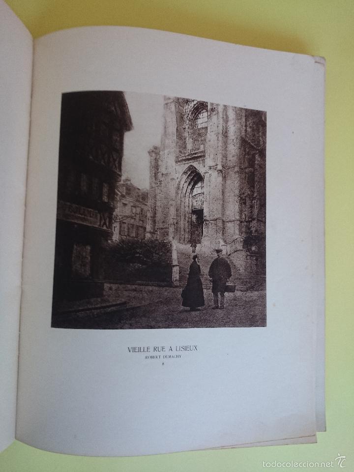 Libros antiguos: ANTIGUO ALBUM - XXI SALON INTERNATIONAL DART PHOTOGRAPHIQUE DE PARIS -AÑO 1926- BRAUN & CIE. R-2079 - Foto 10 - 44144418