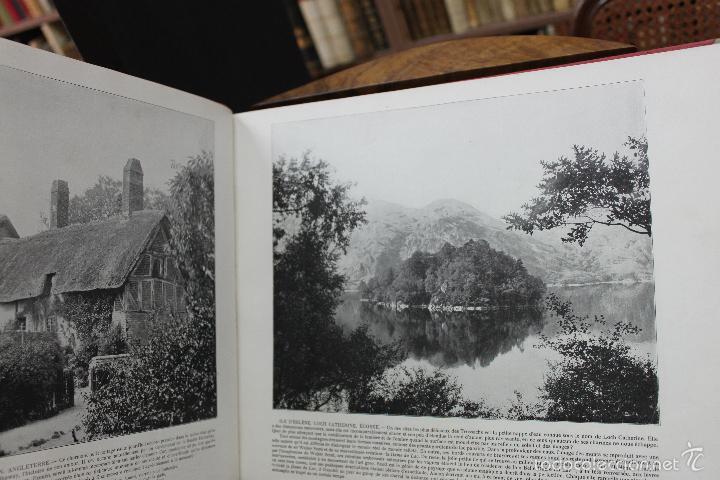 Libros antiguos: PORTFOLIO DE PHOTOGRAPHIES DE VILLES, PAYSAGES ET PEINTURES... JOHN. L. STODDARD. C. 1900. 1ª ED. - Foto 4 - 57726239