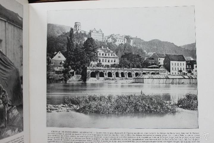 Libros antiguos: PORTFOLIO DE PHOTOGRAPHIES DE VILLES, PAYSAGES ET PEINTURES... JOHN. L. STODDARD. C. 1900. 1ª ED. - Foto 7 - 57726239