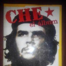 Libros antiguos: CHE EL ALBUM SU VIDA EN IMAGENES CHE GUEVARA. Lote 58895631