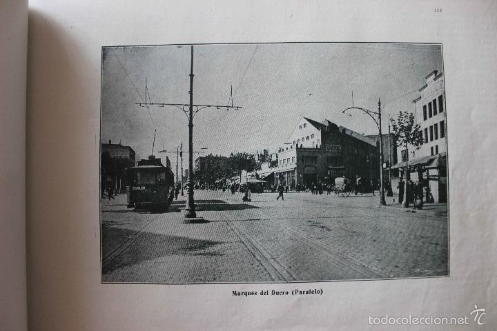 Libros antiguos: Album Barcelona artística e industrial. Emilio Canet. Fotografia Historia Ciudad. 1918 - Foto 6 - 60412851