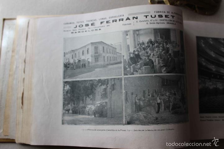Libros antiguos: Album Barcelona artística e industrial. Emilio Canet. Fotografia Historia Ciudad. 1918 - Foto 7 - 60412851